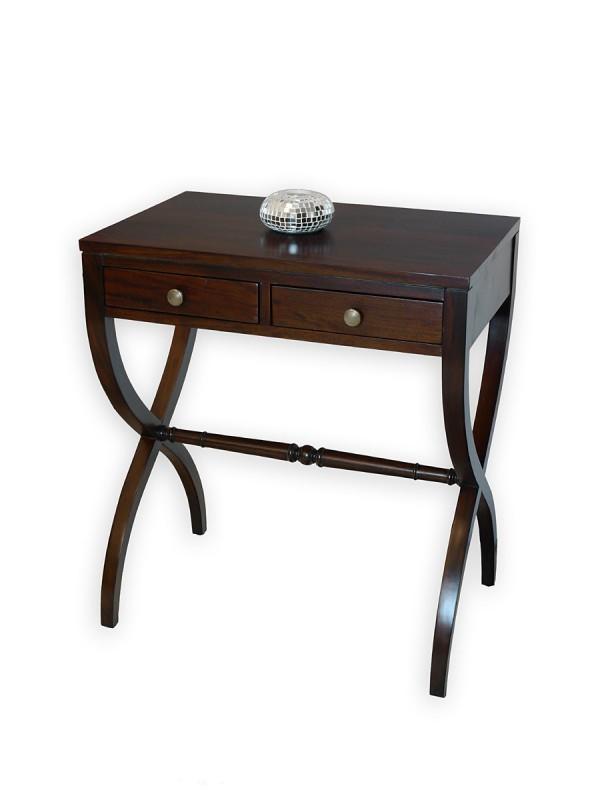 beistelltisch im englischen stil mahagoni tische beistelltische. Black Bedroom Furniture Sets. Home Design Ideas