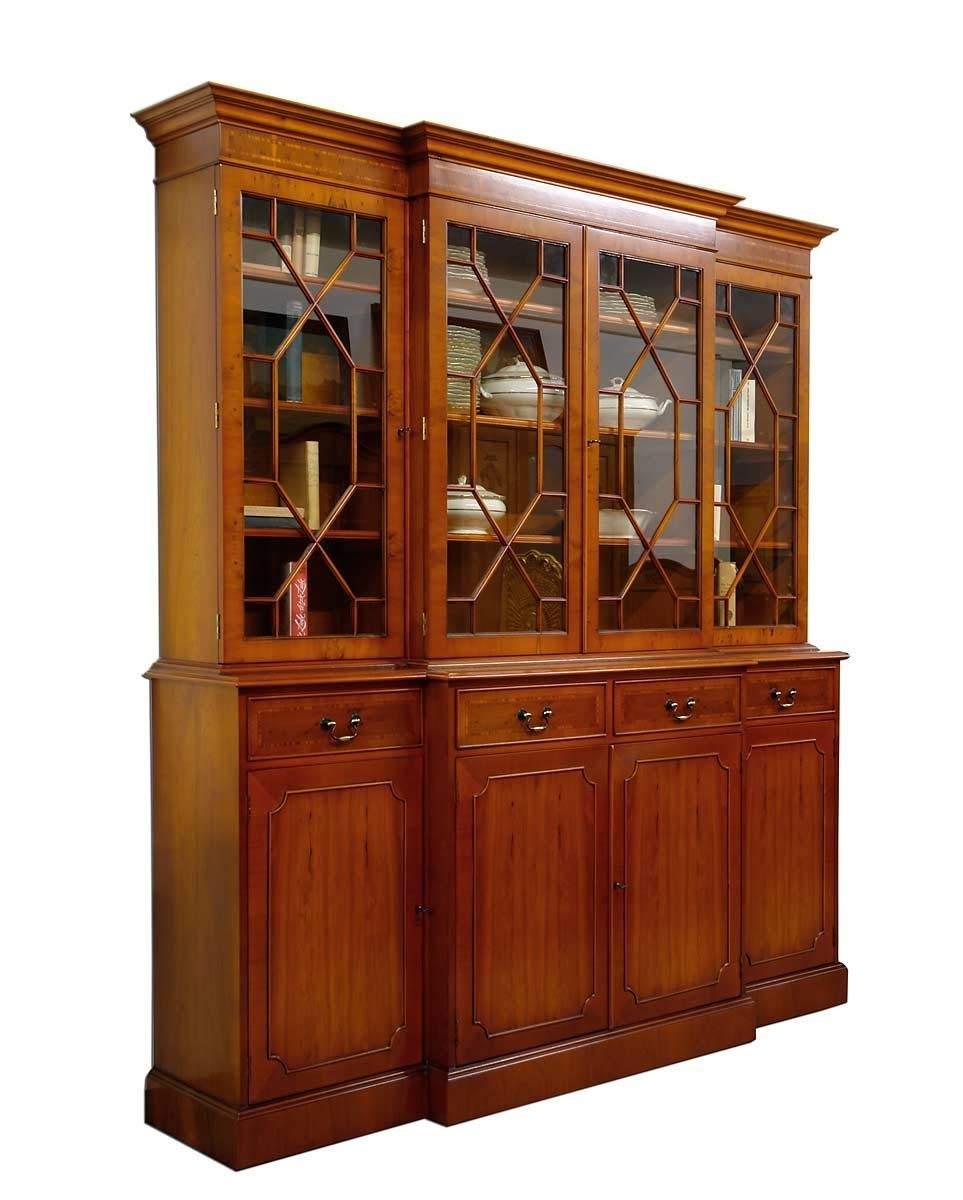buffet b cherschrank schrank vitrine eibe im englischen. Black Bedroom Furniture Sets. Home Design Ideas