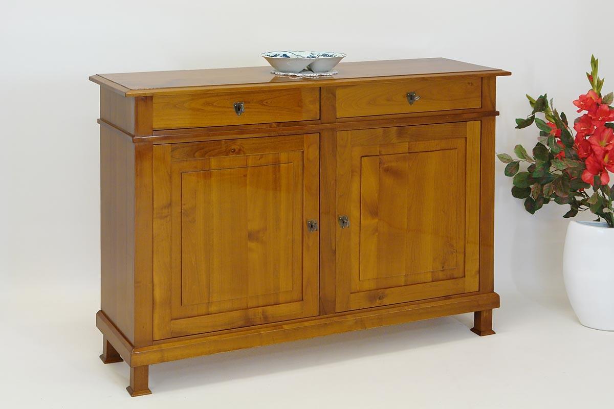 Ikea Schreibtisch Frederick ~   aus Kirschbaum in Biedermeier Stil Kommoden und Anrichten Kommoden