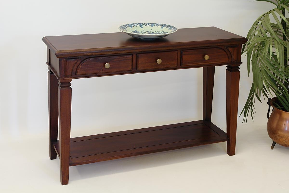 wandkonsole wandtisch im englischen stil tische wandtische. Black Bedroom Furniture Sets. Home Design Ideas
