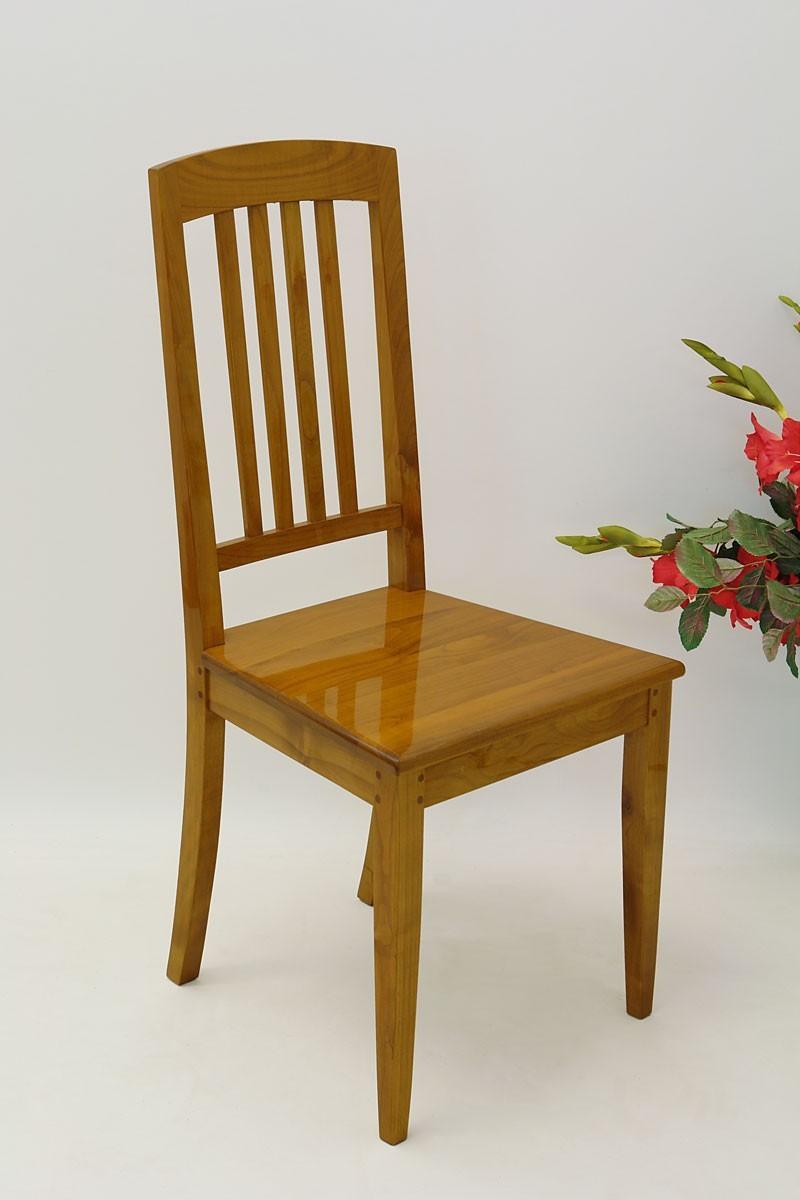 stuhl im biedermeier stil in kirschbaum hochglanz sitzm bel st hle. Black Bedroom Furniture Sets. Home Design Ideas