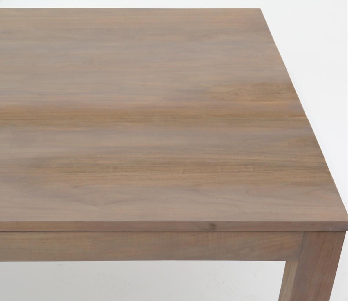 esstisch tisch esszimmertisch f r 8 personen teakholz. Black Bedroom Furniture Sets. Home Design Ideas