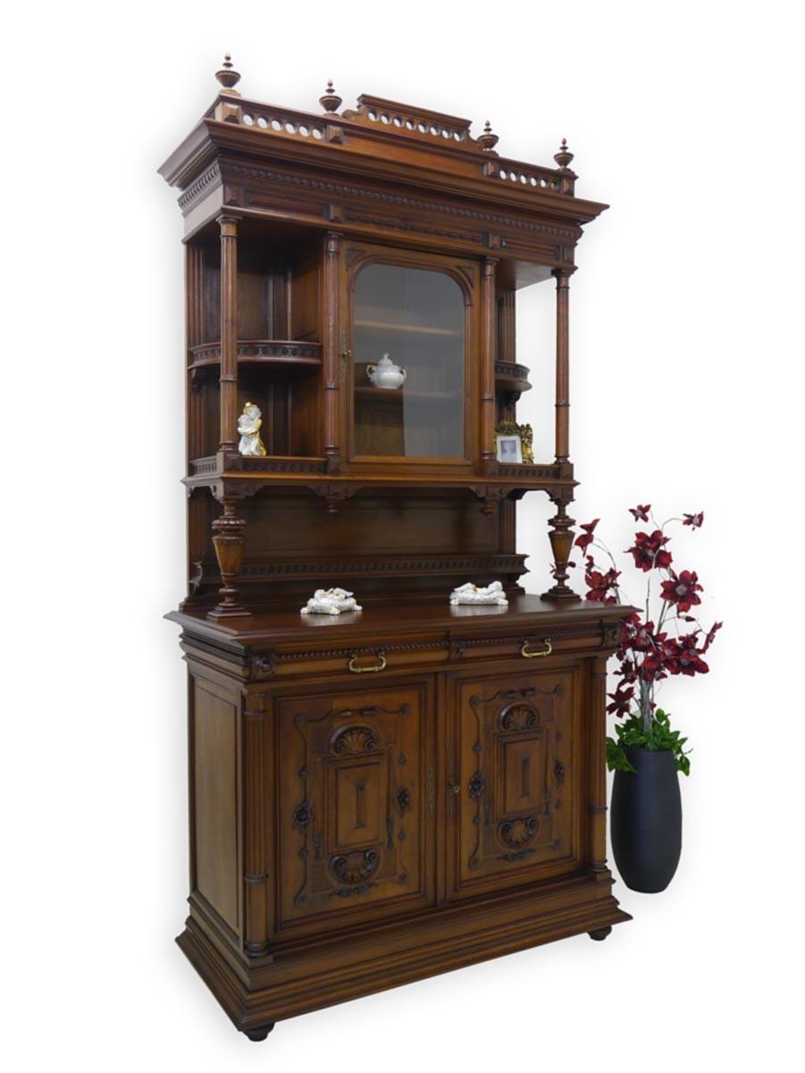 buffetschrank kapellenschrank k chenschrank antik. Black Bedroom Furniture Sets. Home Design Ideas