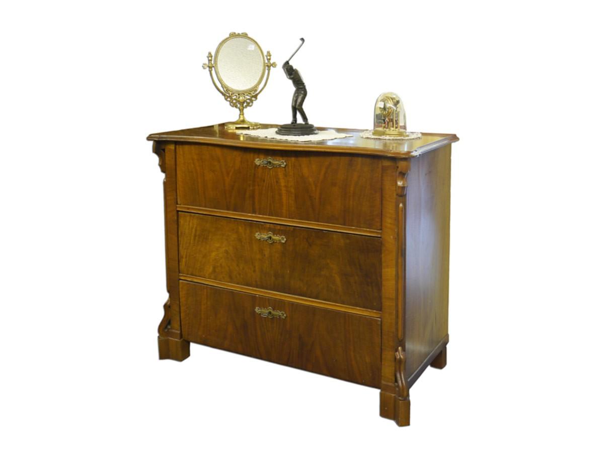 kommode anrichte sideboard antik louis philippe um 1870 2507 ebay. Black Bedroom Furniture Sets. Home Design Ideas