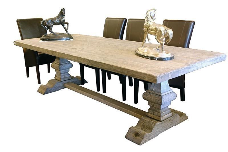 Esstisch Tisch Gesindetisch Klostertisch 270 cm altes ...