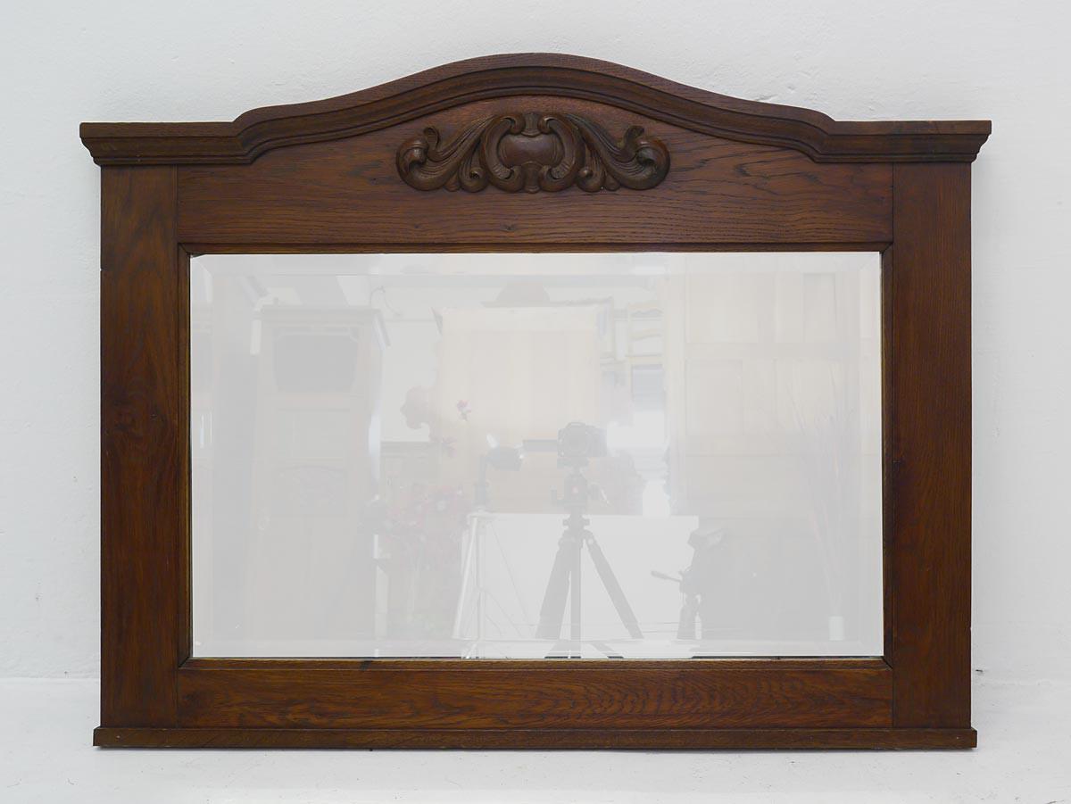 wandspiegel spiegel antik jugendstil um 1900 3220. Black Bedroom Furniture Sets. Home Design Ideas