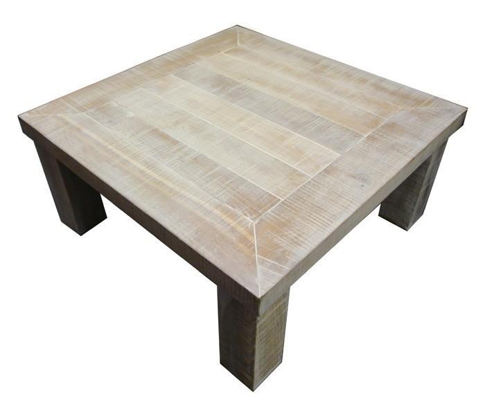 Couchtisch amerikanische eiche gek lkt 70x70 cm tische for Tische couchtische