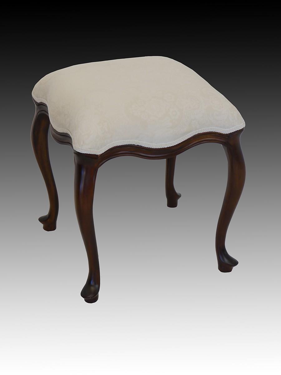 hocker klavierhocker fu hocker sitzbank im englischen stil. Black Bedroom Furniture Sets. Home Design Ideas