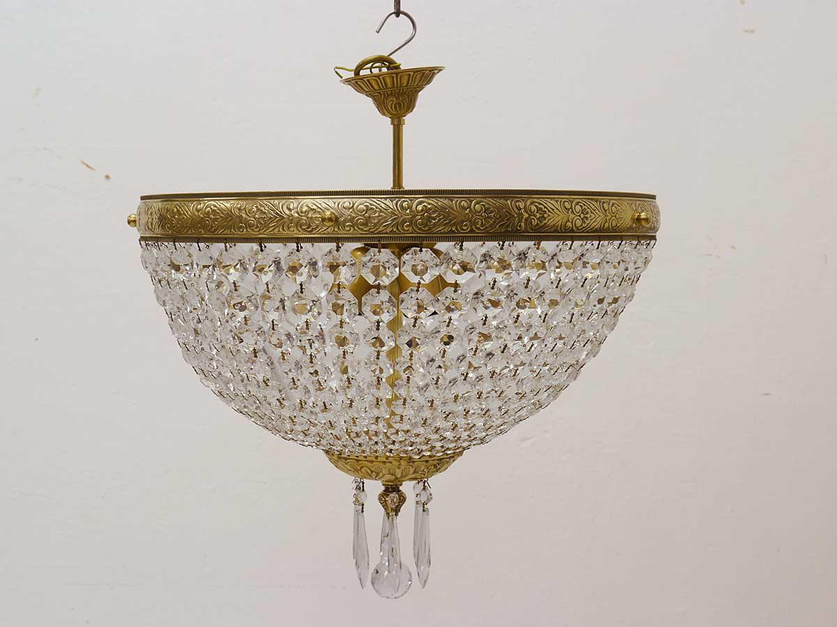 Wundersch ne kristall deckenleuchte lampen deckenleuchten for Lampen deckenleuchten