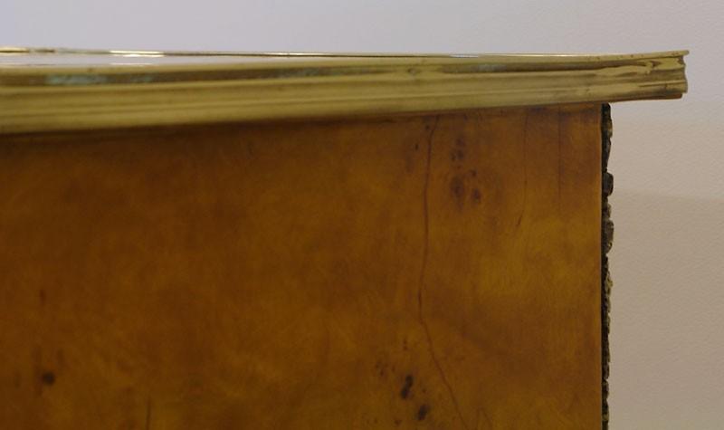 Ikea Schreibtisch Frederick ~   Nachtschränkchen im Rokoko Stil Kommoden und Anrichten Kommoden