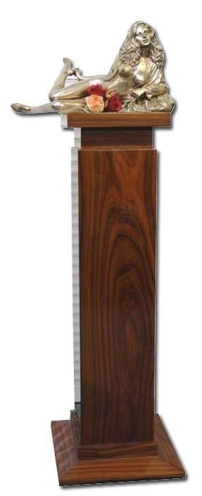 blumens ule art d co stil edel furniert tisch tischchen 540 ebay. Black Bedroom Furniture Sets. Home Design Ideas