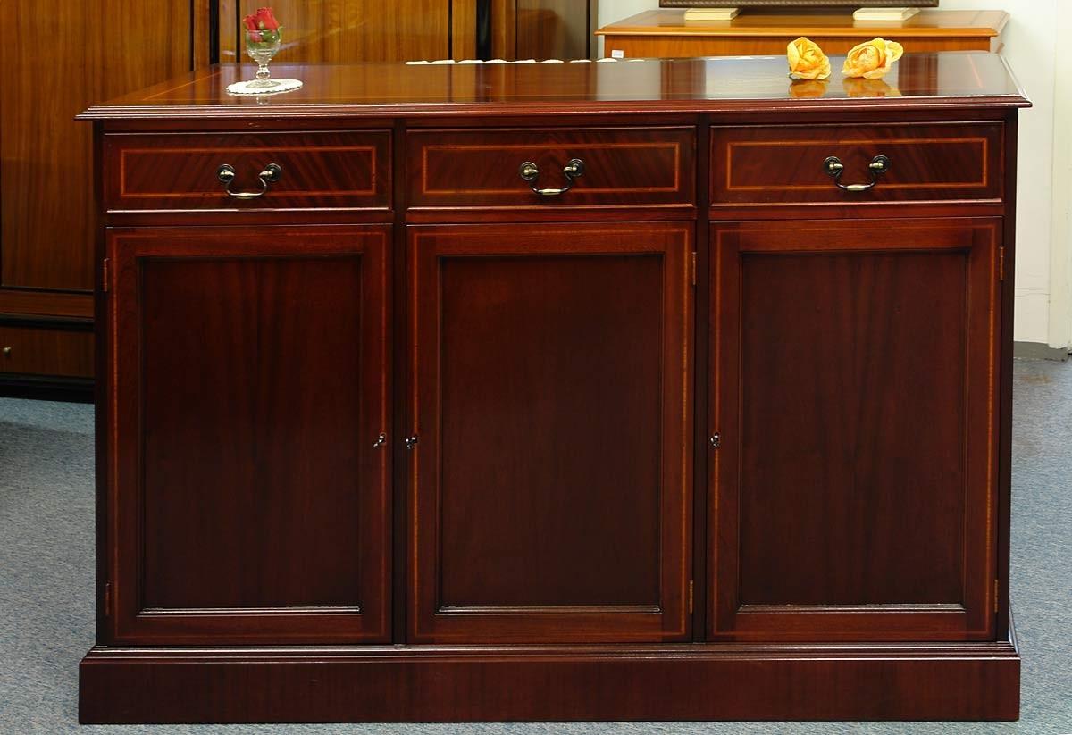 mahagoni sideboard im englischen stil kommoden und anrichten sideboards anrichten. Black Bedroom Furniture Sets. Home Design Ideas