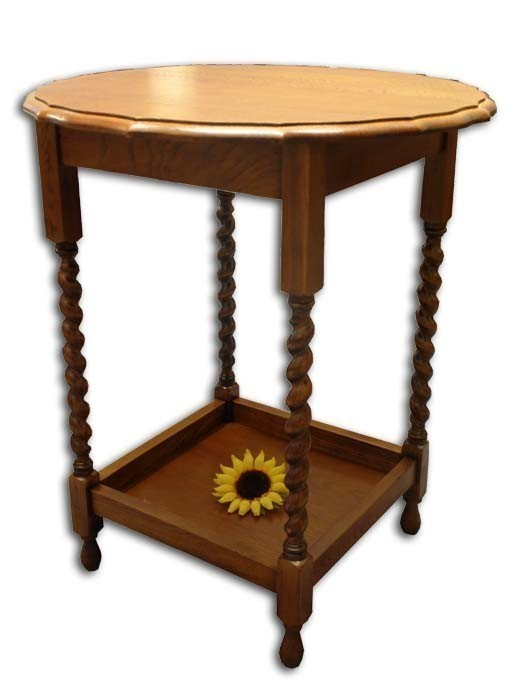 Beistelltisch telefontisch englisch eiche antik tisch for Beistelltisch englisch
